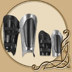 LARP Black Ice Arm & Leg Protection